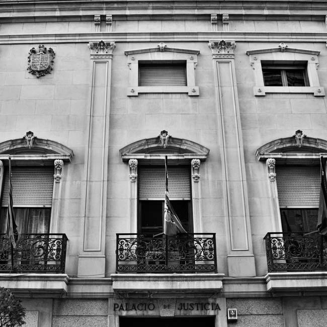 fachada Juzgados de Yecla - Abogados en yecla