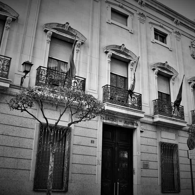 fachada Palacio Justicia Yecla - Abogados en Yecla